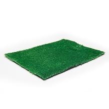 Flat 10 mm Yeşil Çim Halı